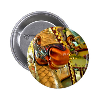 The Knight II 6 Cm Round Badge