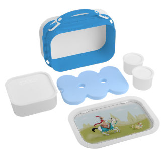 """""""The Knight"""" Lunch Box"""