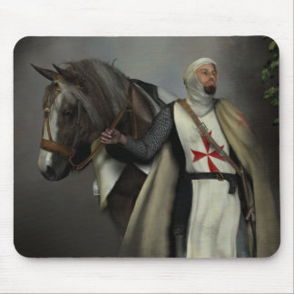 The knight templar mouse mat