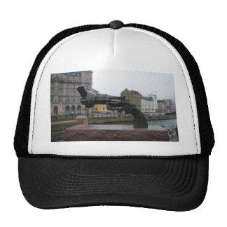 The Knotted Gun Trucker Hats