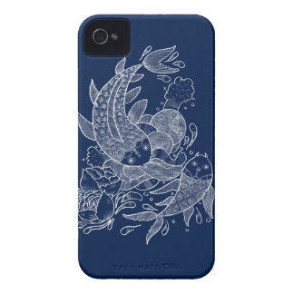 The Koi Fishes iPhone 4 Cover
