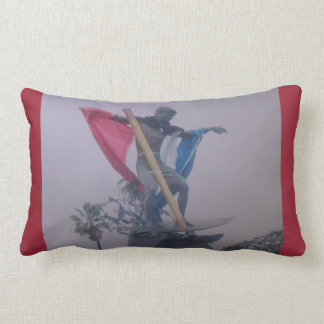 The Kook at Cardiff by the Sea Tribute Pillow Cushion