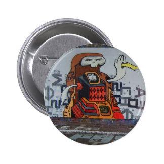 the_krah graff (london) 6 cm round badge