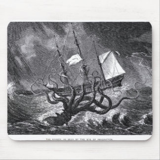 The Kraken Mouse Mat