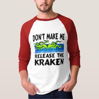 The Kraken T Shirts