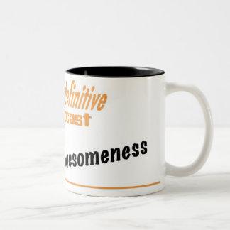 The Krus of Awesomeness Two-Tone Coffee Mug
