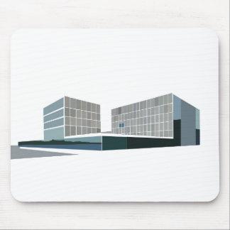 The Kunstlinie - SANAA Mouse Mat