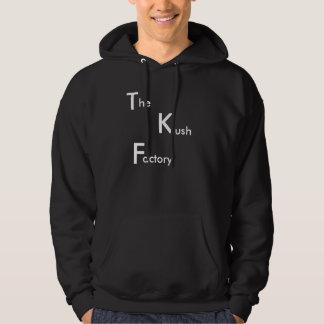 the kush factory hooded sweatshirts