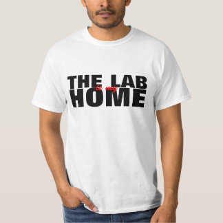The Lab is my Home T-shirt