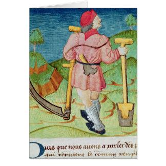 The Labourer Card