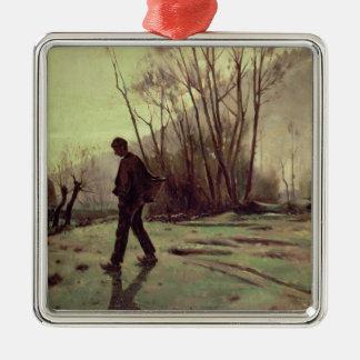 The Labourer Christmas Ornament