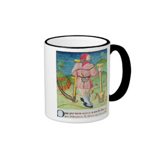 The Labourer Mug