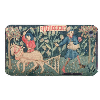 The Labours of the Months, Alsace (tapestry)		Vict iPod Touch Case-Mate Case
