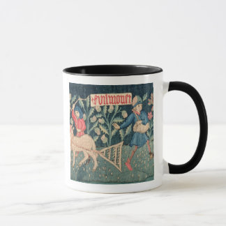The Labours of the Months, Alsace (tapestry)		Vict Mug