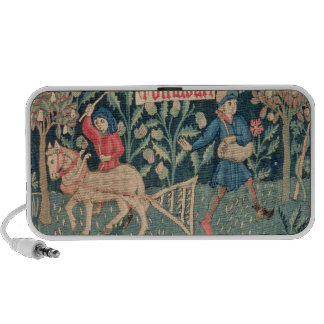 The Labours of the Months, Alsace (tapestry)		Vict Notebook Speakers