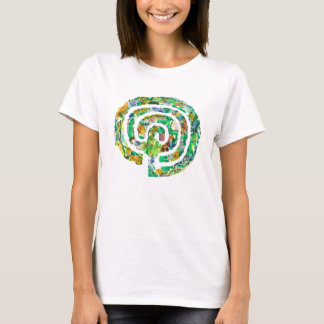 The Labyrinth Garden - Original Labyrinth Design T-Shirt