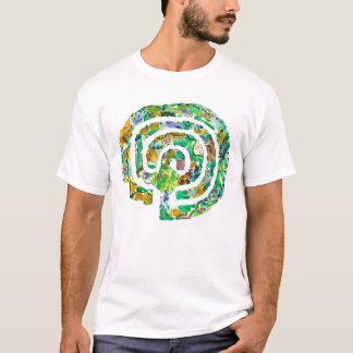 The Labyrinth Garden Sustainable T T-Shirt