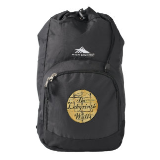 The Labyrinth Wall Backpack
