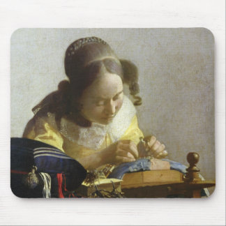 The Lacemaker, 1669-70 Mouse Pad