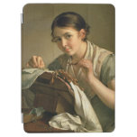 The Lacemaker, 1823 iPad Air Cover
