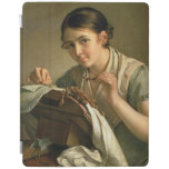 The Lacemaker, 1823 iPad Cover