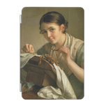 The Lacemaker, 1823 iPad Mini Cover