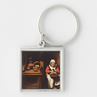 The Lacemaker Key Ring