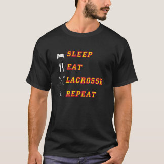 The Lacrosse Life T-Shirt