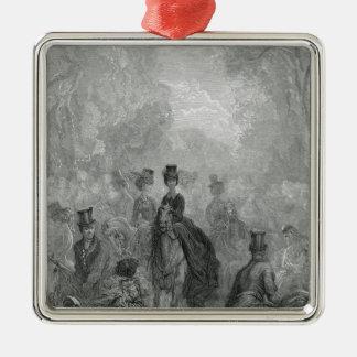 The Ladies' Mile Christmas Ornament