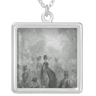 The Ladies' Mile Silver Plated Necklace