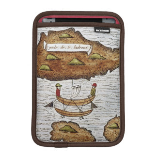THE LADRONE ISLANDS iPad MINI SLEEVE