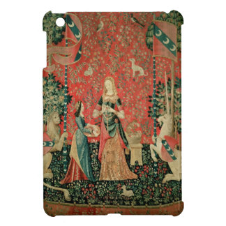 The Lady and the Unicorn: 'Smell' Cover For The iPad Mini