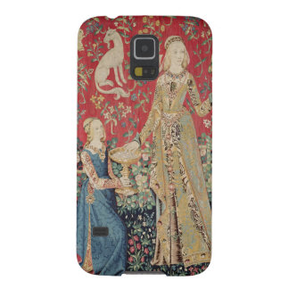 The Lady and the Unicorn: 'Taste' Galaxy S5 Cases