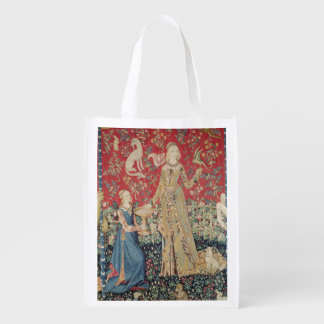 The Lady and the Unicorn Taste Market Tote