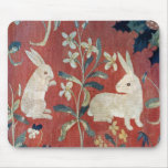 The Lady and the Unicorn: 'Taste' Mouse Mat