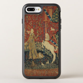 The Lady and the Unicorn: 'Taste' OtterBox Symmetry iPhone 8 Plus/7 Plus Case