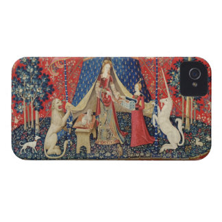 The Lady and the Unicorn: 'To my only desire' Case-Mate iPhone 4 Case