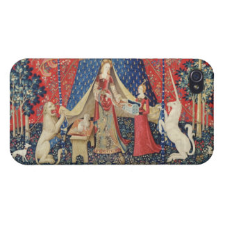 The Lady and the Unicorn: 'To my only desire' iPhone 4/4S Cases