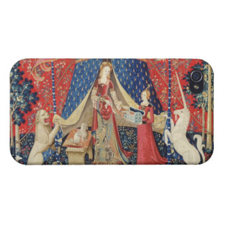 The Lady and the Unicorn: 'To my only desire' iPhone 4/4S Cover