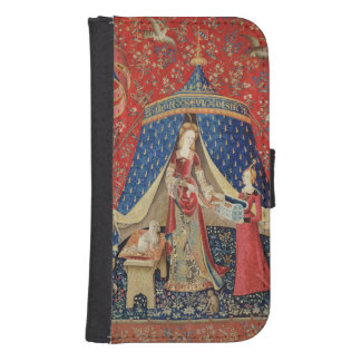 The Lady and the Unicorn: 'To my only desire' Samsung S4 Wallet Case