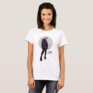 The Lady - Cherry T-Shirt