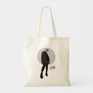 The Lady - Cherry Tote Bag