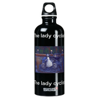 The lady cyclist bottle