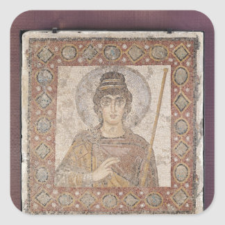 The Lady of Carthage Square Sticker