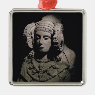 The Lady of Elche Christmas Ornament