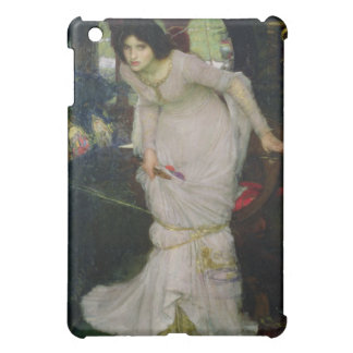 The Lady of Shallot by John Waterhouse Cover For The iPad Mini