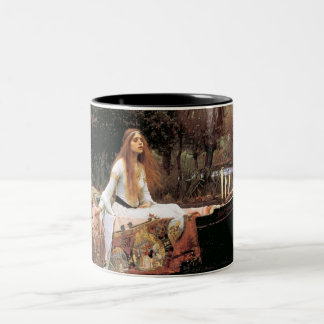 The Lady Of Shallot Mug