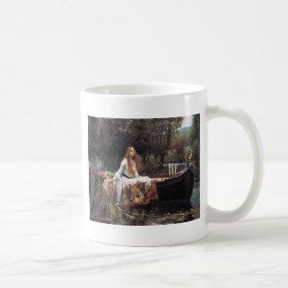 The Lady Of Shallot Mug