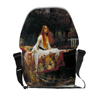 The Lady of Shalott Messenger Bag