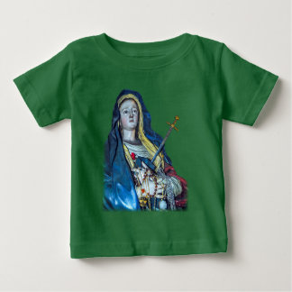 The Lady of Sorrows Baby American Organic Bodysuit